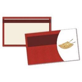 1000 Postales Tamaño 10x18Cm 4×4