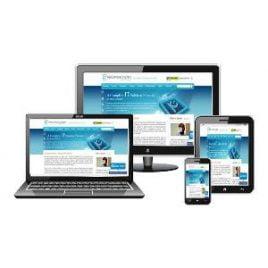 Diseño Web Business Responsive